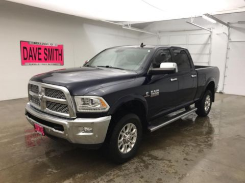 Pre-Owned 2017 Ram 3500 Laramie Crew Cab Short Box