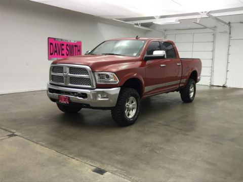 Pre-Owned 2016 Ram 2500 Laramie Power Wagon