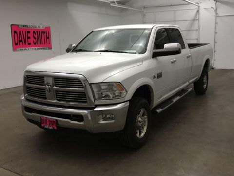 Pre-Owned 2012 Ram 2500 Laramie Crew Cab Long Box
