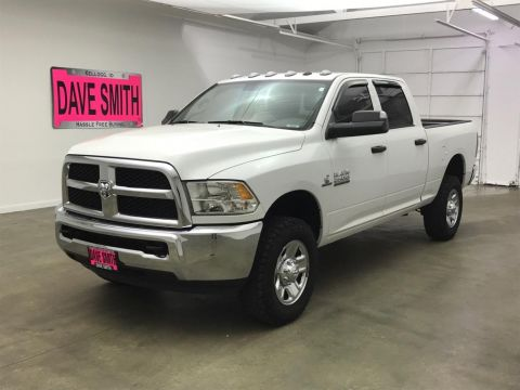 Pre-Owned 2018 Ram 2500 Crew Cab Short Box