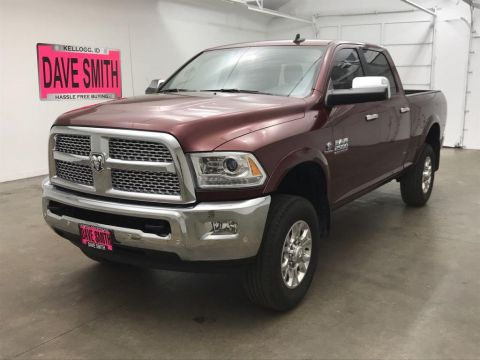 Certified Pre-Owned 2017 Ram 2500 Laramie Crew Cab Short Box