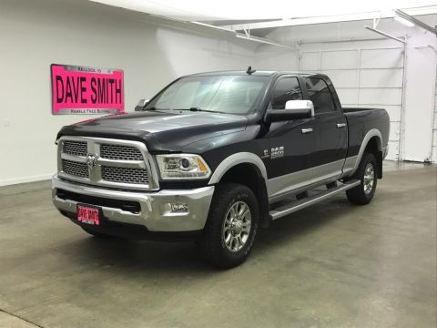Pre-Owned 2016 Ram 2500 Laramie Crew Cab Short Box