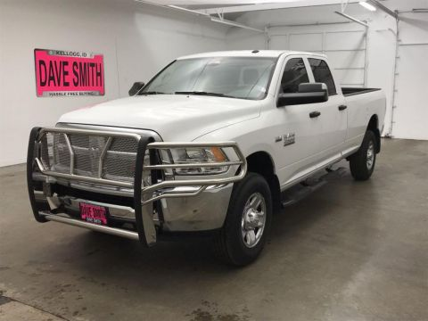 Certified Pre-Owned 2018 Ram 2500 Tradesman Crew Cab Long Box
