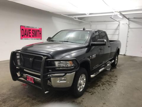 Pre-Owned 2016 Ram 2500 Outdoorsman Crew Cab Long Box