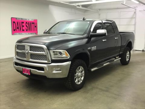 Pre-Owned 2015 Ram 2500 Laramie Mega Cab Short Box