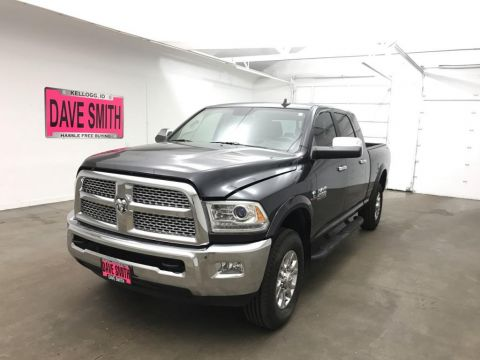 Certified Pre-Owned 2015 Ram 2500 Laramie Mega Cab Short Box