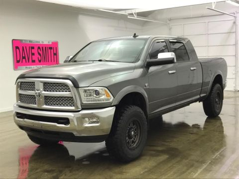 Pre-Owned 2013 Ram 2500 Laramie Crew Cab Short Box