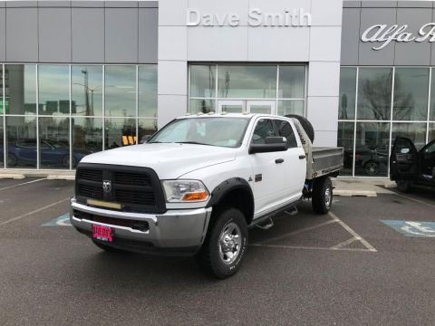 Pre-Owned 2011 Dodge Ram Pickup 3500 SLT