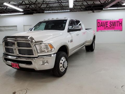 Pre-Owned 2011 Dodge Ram Pickup 3500 Laramie