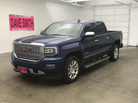 Pre-Owned 2016 GMC Sierra 1500 Denali Crew Cab Short Box