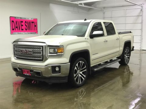 2014 GMC Sierra 1500 SLT Crew Cab Short Box