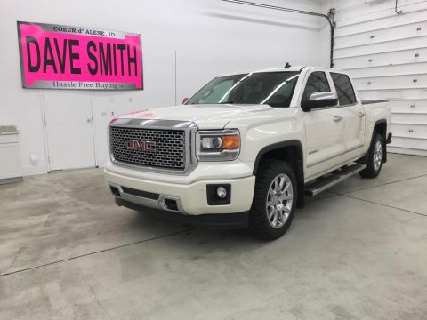 Pre-Owned 2014 GMC Sierra 1500 Denali Crew Cab Short Box