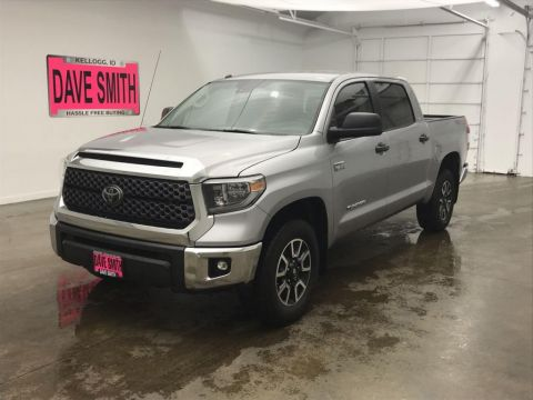 Pre-Owned 2018 Toyota Tundra TRD Crew Cab Short Box
