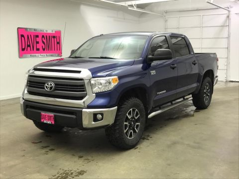 Pre-Owned 2015 Toyota Tundra SR5 TRD Crewmax Cab Short Box