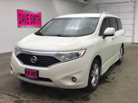 Pre-Owned 2015 Nissan Quest SL