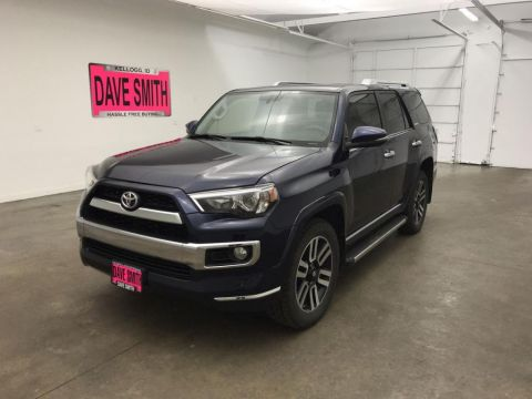 Pre-Owned 2014 Toyota 4Runner SR5 Limited