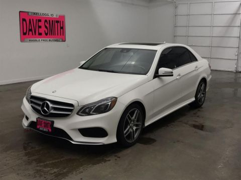 Pre-Owned 2014 Mercedes-Benz E-Class E350
